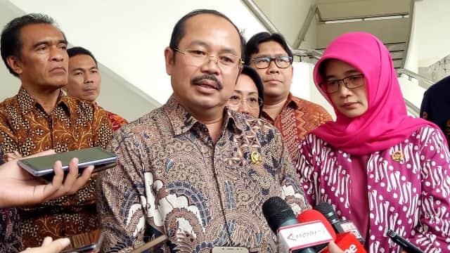 Ombudsman Usul ke JK Agar Bentuk Badan Rehabilitasi Bencana Sulteng