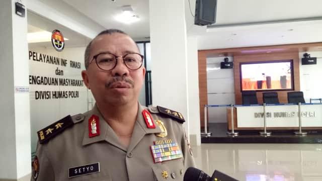 Polisi: Tidak Layak Polri Beri Perlindungan Hukum pada Setya Novanto