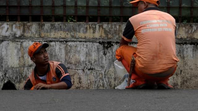 Kepala BPKD DKI: Pasukan Oranye Juga Dapat THR
