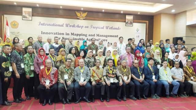 Kepala BKP Kementan, Indonesia sebagai solusi Masalah Pangan Dunia