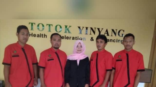 Terapi Totok Yinyang Hadir di Kota Cirebon