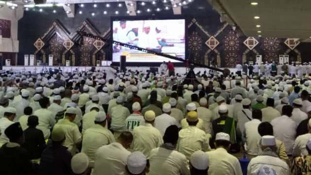Tommy Soeharto, Habib Rizieq, Prabowo Hingga Hidayat Hadir di At Tin