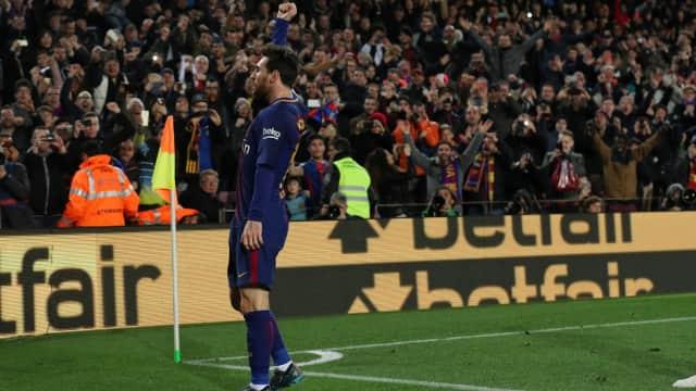 Kaki-kaki yang Menghentikan Messi