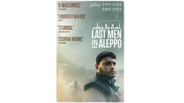 'Last Men in Aleppo', Film Suriah Pertama yang Mendapat Nominasi Oscar