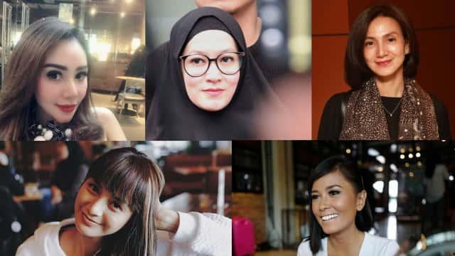 5 Artis yang Bercerai Diam-diam