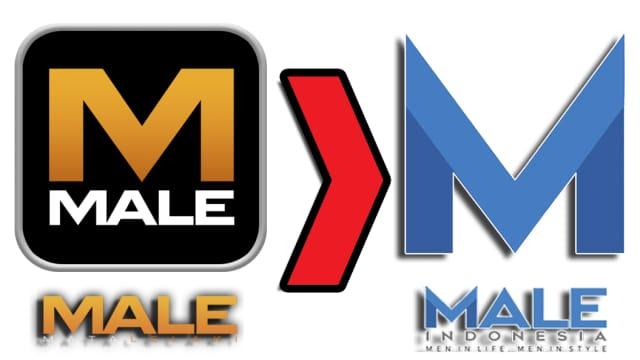 MALE Magazine Bertransformasi Menjadi Male Indonesia