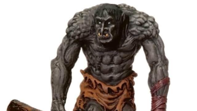Makhluk Mitologi Troll