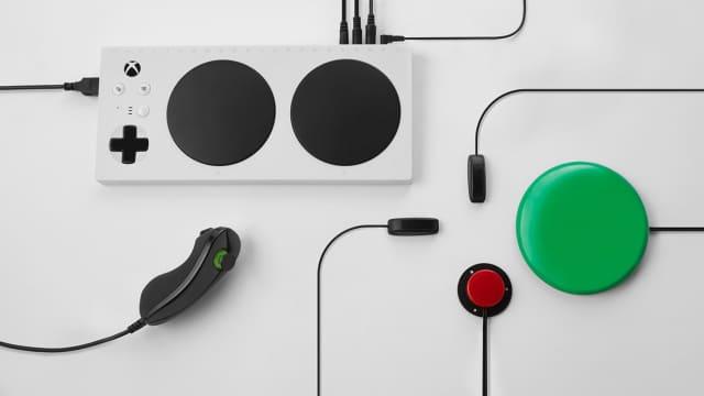 Microsoft Bikin Controller Xbox untuk Gamer Disabilitas