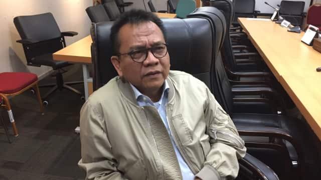 M Taufik Ngotot Jadi Wagub DKI: Biar DPRD yang Pilih