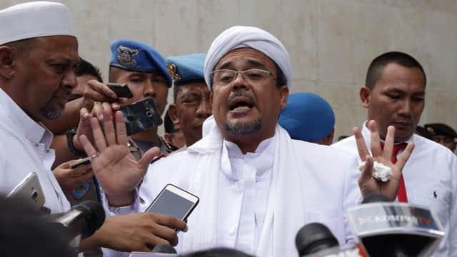 Habib Rizieq: Terima Kasih Soeharto Telah Tumpaskan PKI