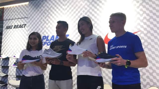 Nike Resmi Rilis Model Epic React Flyknit di Indonesia