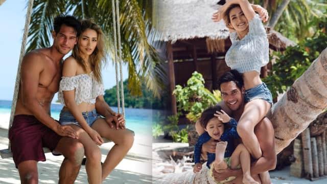 Intip Momen Kemesraan Jessica Iskandar dan Richard Kyle