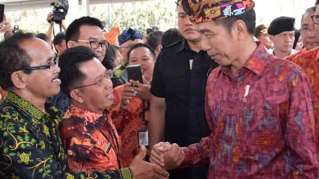 Jokowi Minta Kades dan Lurah Utamakan Cara Kerja Berbasis Teknologi