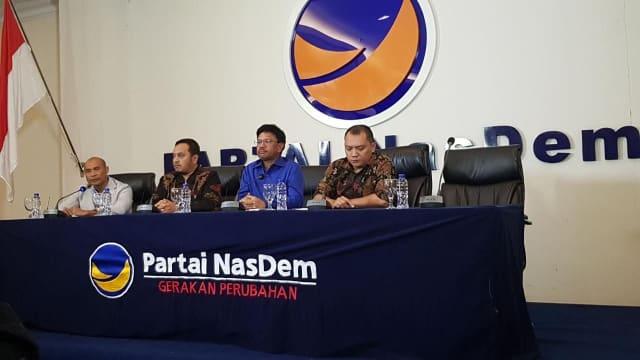 Ditahan KPK, Mustafa Mundur dari Ketua DPW NasDem Lampung Tengah