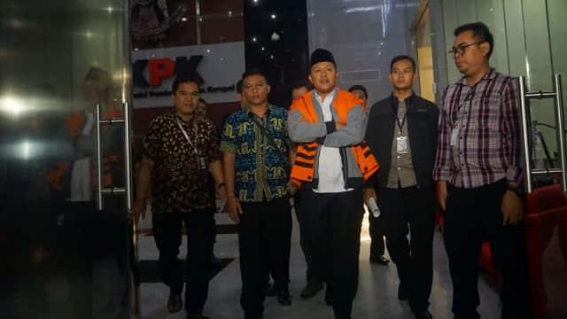 Mustafa Di-OTT, PT SMI Batal Pinjamkan Rp 300 M ke Lampung Tengah