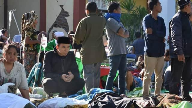 TGB: Penanganan Bencana di Lombok Sudah All Out