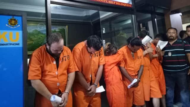 Penculikan WN Bulgaria Bermotif Balas Dendam Sentimen Antar WNA