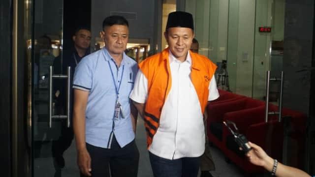 Bupati Lampung Tengah Nonaktif Akan Disidang di Jakarta
