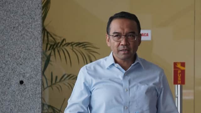 Politikus PAN Teguh Juwarno Dicecar KPK soal Aliran Dana e-KTP
