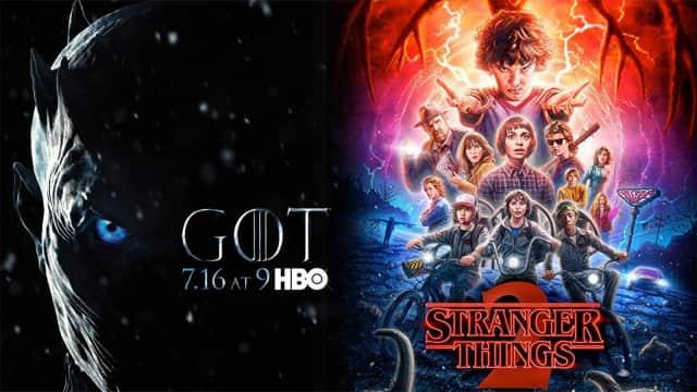 'Game of Thrones' dan 'Stranger Things' Bersaing di Golden Globe