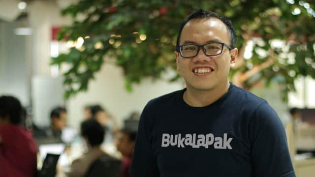 Pendiri Bukalapak Fajrin Rasyid Lepas Posisi CFO, Kini Jabat Presiden