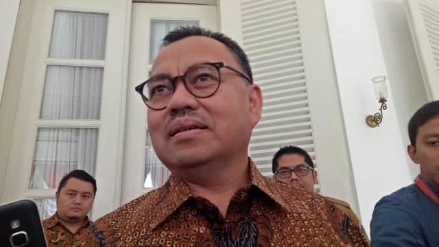 Sudirman Ingin Gerindra, PAN, PKB, PKS, dan PBB Berkoalisi di 2019