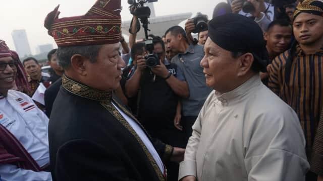 Relawan Prabowo-Sandi soal SBY WO: Kubu Jokowi yang Provokasi