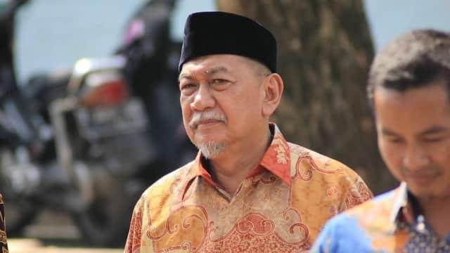 Deddy Mizwar Santai Elektabilitas Masih di Bawah Ridwan Kamil