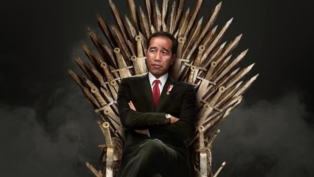 Game of Thrones dan Politik Sinematik Jokowi
