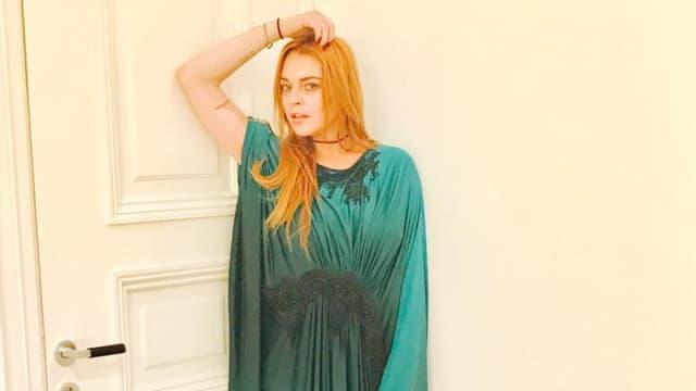Lindsay Lohan: Puasa 3 Hari, Baca 15 Halaman Al Quran dan Kutip Hadis