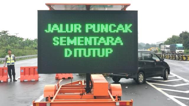 2 Jalur Alternatif dari Jakarta Menuju Cianjur