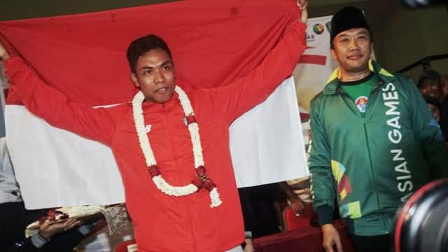 Suryo Agung Wibowo Yakin Zohri Bisa Tampil di Olimpiade Tokyo 2020