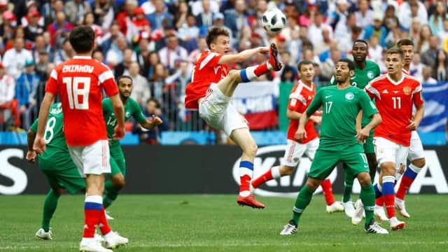 Bahasa Rusia Populer di Google Translate Gara-gara Piala Dunia 2018