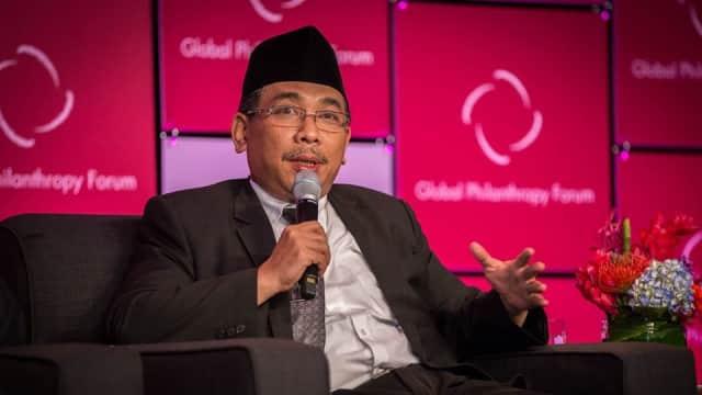Jokowi Akan Lantik Yahya Cholil Staquf Sebagai Anggota Wantimpres