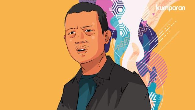 Takut Dimarahi Tere Liye, Penggemar Hapus Foto Selfie di Instagram