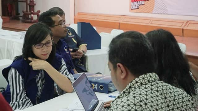 Dana Kampanye Jokowi-Ma'ruf: Rp 8,5 M Tunai dan Rp 2,5 M Jasa