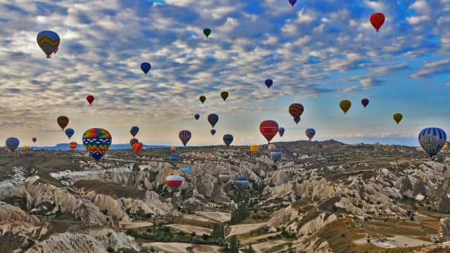 5 Aktivitas Seru yang Bisa Dilakukan di Cappadocia, Turki