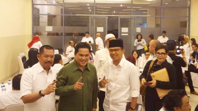 Dihadiri Beberapa Menteri, Tim Jokowi Gelar Doa bagi NTB dan Sulteng