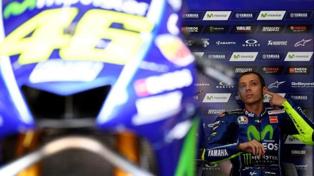 Kini Fokus Valentino Rossi Ada pada Mesin Motor Anyarnya