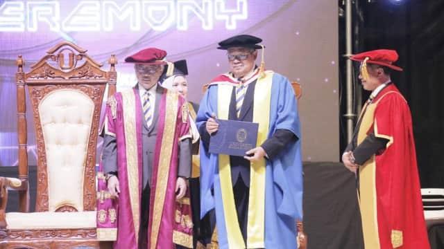 SBY Dapat Gelar Doktor Honoris Causa dari Universiti Kuala Lumpur