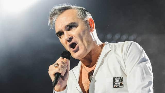 Morrissey Umumkan Jadwal Tur Britania Raya di Musim Panas 2018