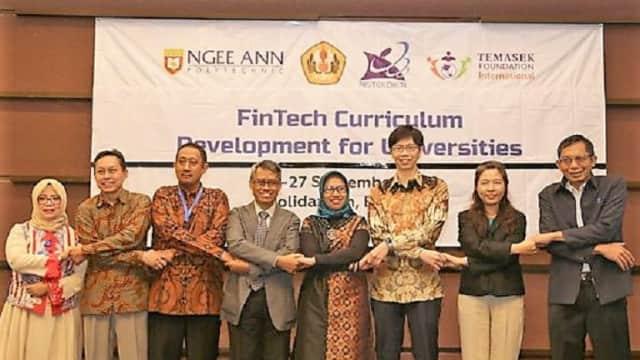 Unpad Gelar Pelatihan Financial Technology