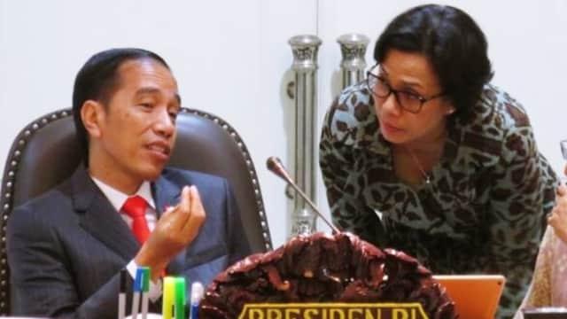 Sri Mulyani Batal Masuk Tim Kampanye Joko Widodo-KH. Ma'ruf Amin