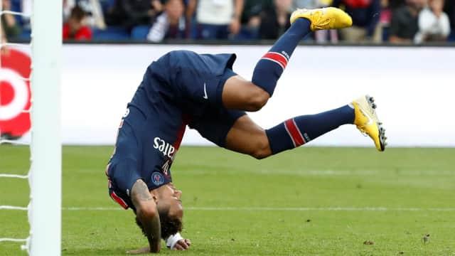 Fokus Liverpool Bukan Reputasi Neymar sebagai Tukang 'Diving'