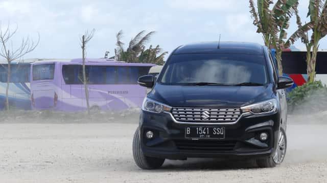 All New Suzuki Ertiga Akan Gunakan Mesin Diesel Lawas