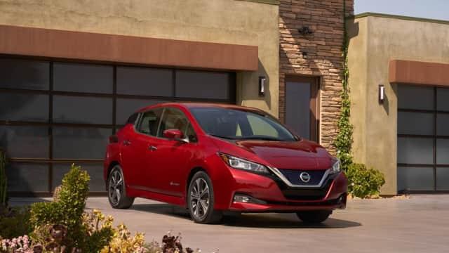 Sukses dengan LEAF, Nissan Berencana Hadirkan 8 Mobil Listrik Baru