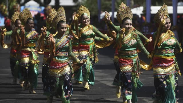 Surabaya Cross Culture Internasional Segera Digelar