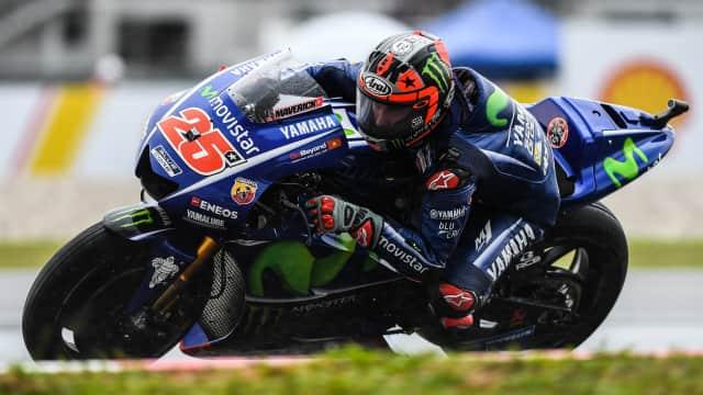 Vinales Tercepat, Yamaha Kuasai Tes Pramusim MotoGP 2018 di Valencia