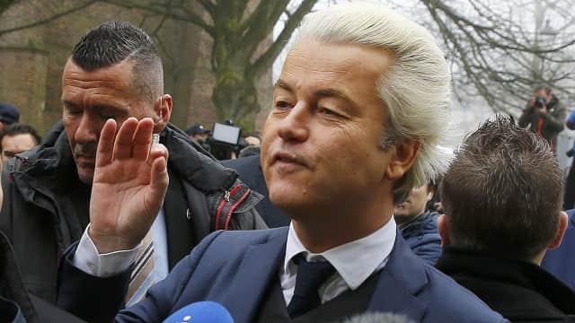 Kemarahan kepada Geert Wilders jadi Motif Penikaman di Amsterdam