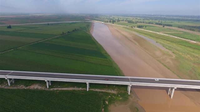 Genjot Pariwisata, China Bangun Jalan Raya di Sepanjang Sungai Kuning